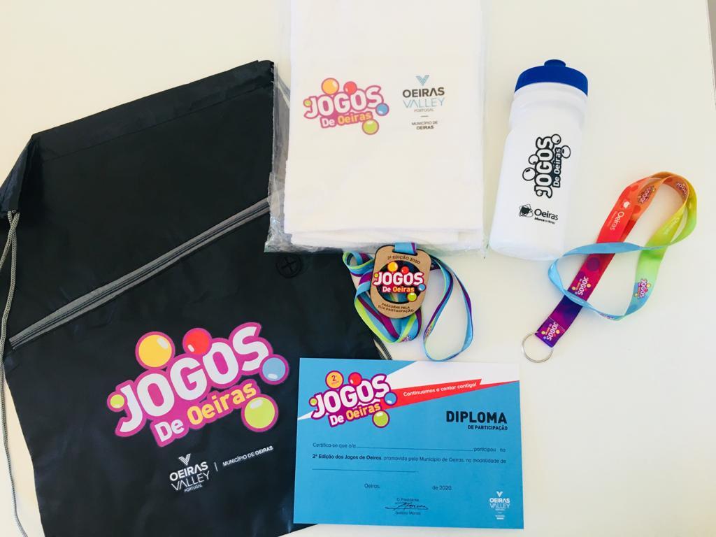 Cancelamento da 2ª Edição dos JdO – Entrega de kit's de participação