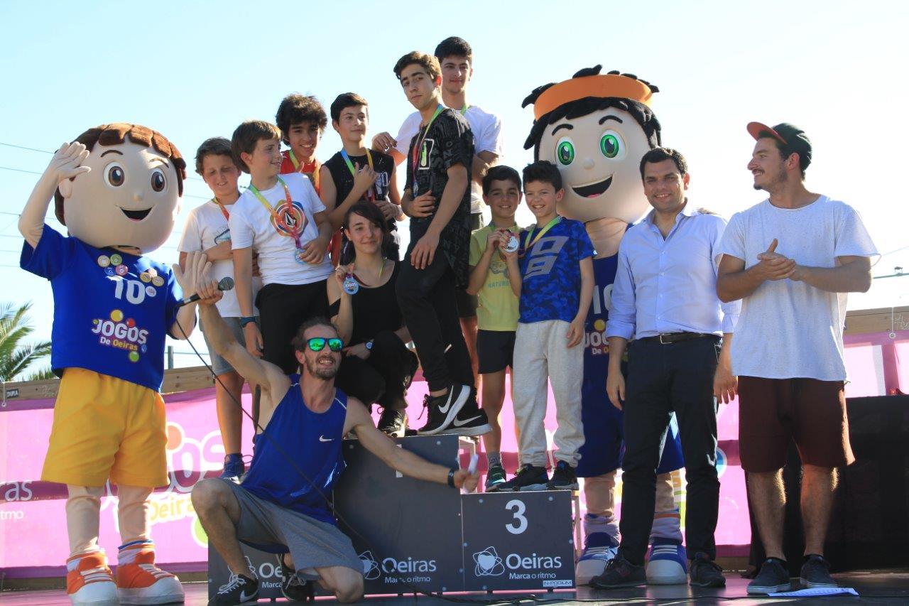 Encontro de Skate, Parkour e Escalada