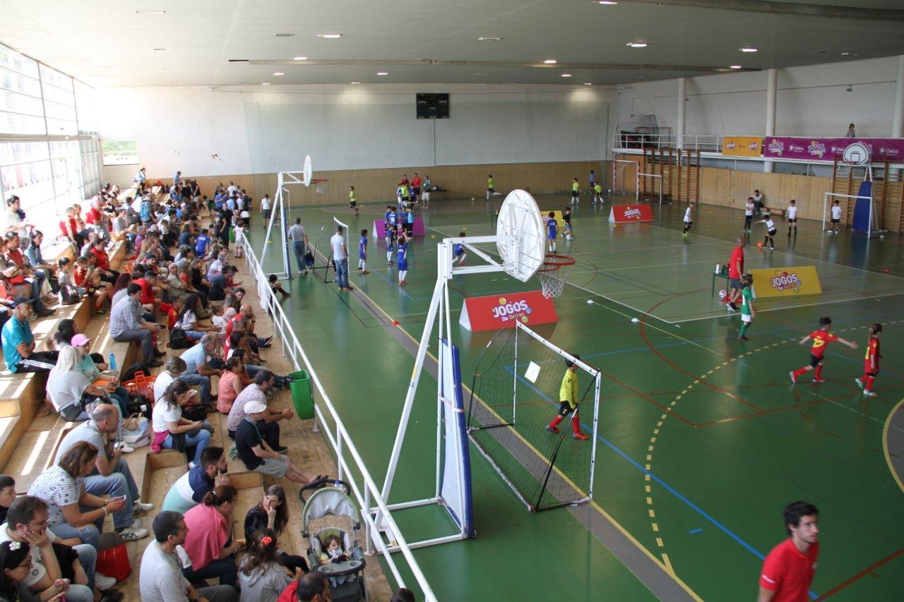 Últimos Encontros de Futsal, Basquetebol e Natação